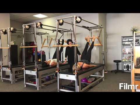 Pilates Cadillac Workout