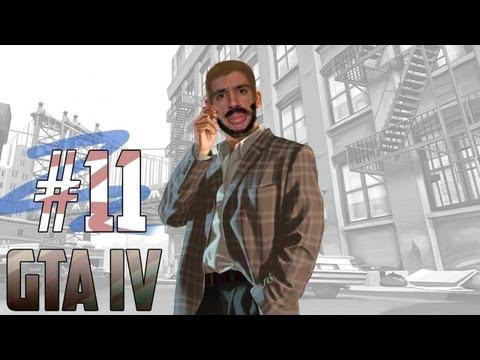 GTA IV - Part 11 | Internet Cafe
