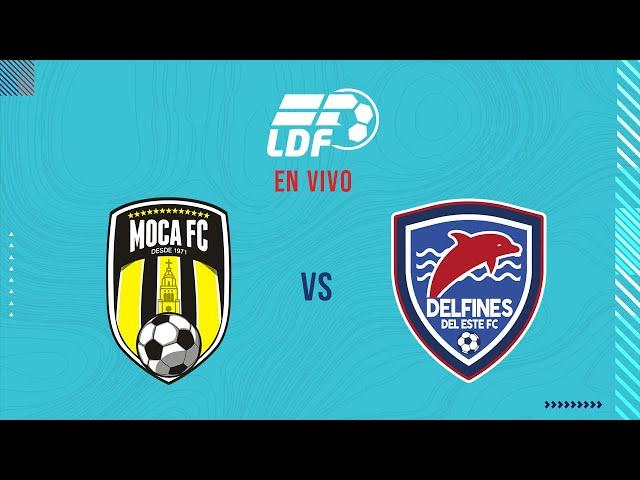 Moca FC vs Delfines Del Este FC