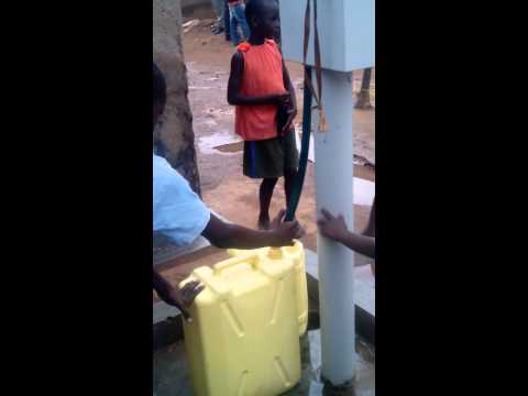Africa prepaid water in Action: Kampala Case Study