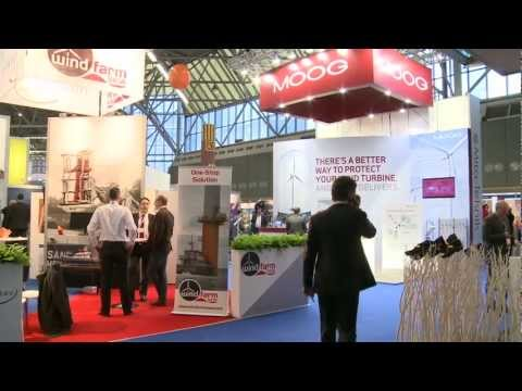 Visit us at EWEA Offshore show 2011 in Amsterdam