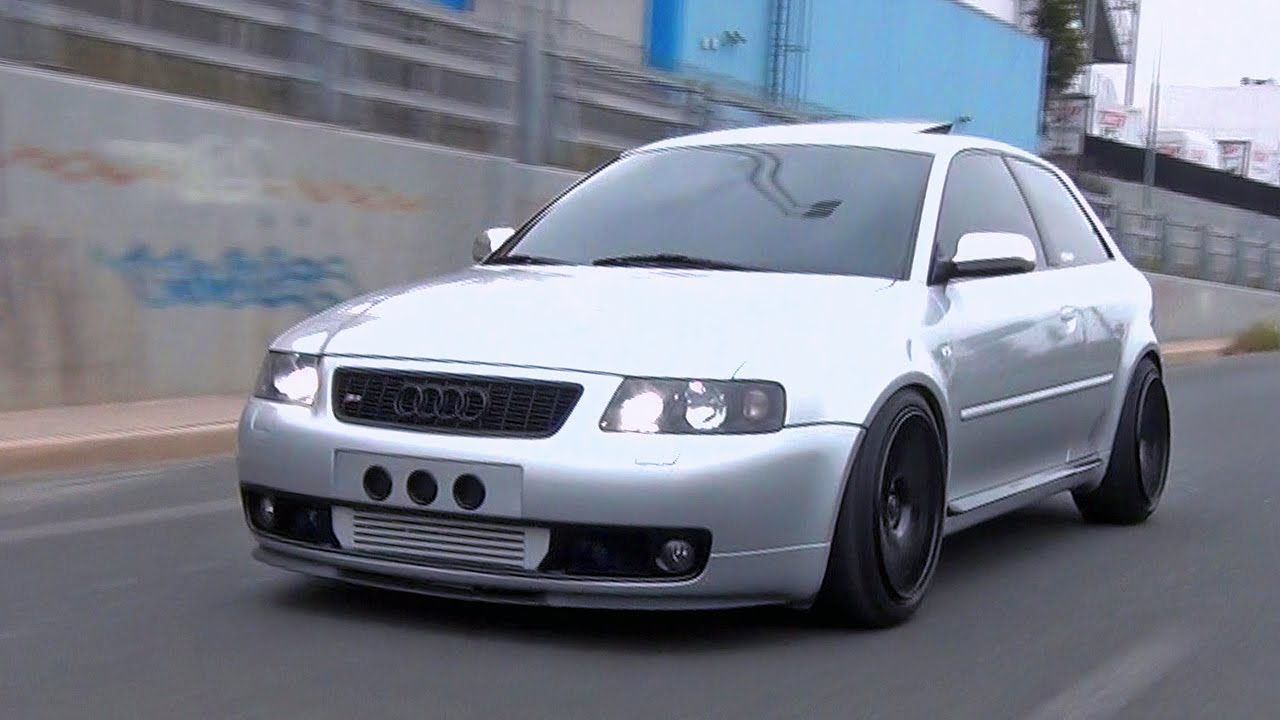 Audi S3 1 8t 481hp Tzekos Power Autokinisimag Youtube