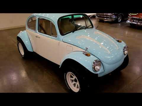 Funny this One...1969 Volkswagen Baja Bug