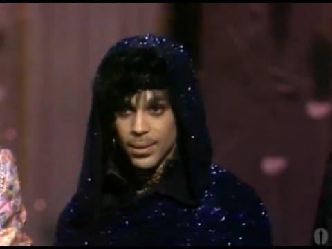 Prince Wins Original Song Score: 1985 Oscars