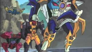 Transformers Robots In Disguise Episodio 03 Rescate Del Tren Bala