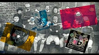 10 oldest football clubs in england!