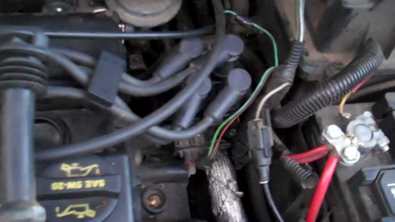 2000 Ford Focus Ignition Wiring Diagram Western Unimount Plow Misfire Fix Youtube