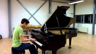 [COVER] Pirates of the Caribbean - Incredible solo (Jarrod Rad…