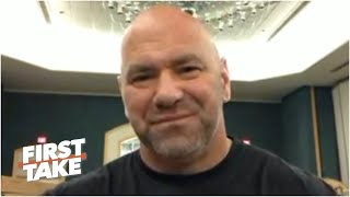 Dana White on expectations for UFC 249 fight between Tony Ferguson and Justin Gaethje | First Take