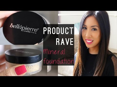 Bellapierre 5 in 1 Mineral foundation | PRODUCT RAVE I Withlesleyx