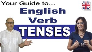 English Verb Tenses Guide - Learn About Simple, Perfect, and Continuous Tenses