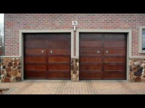 Garage Doors Pretoria Youtube