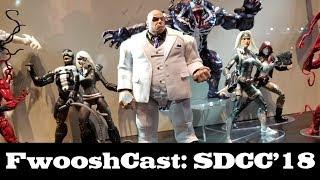 FwooshCast: Marvel Legends Panel Ramble from SDCC 2018 Hasbro