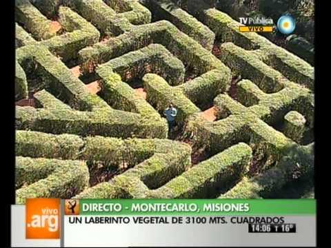 Vivo en Argentina - Misiones - Montecarlo - 29-08-12 - YouTube