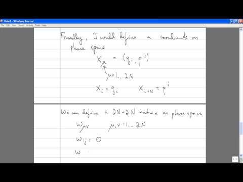 Classical Mechanics, Lecture 16: Hamiltonian Mechanics. Phase Space.