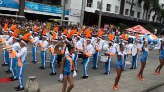 Banda Soledad Roman de Nuñez (coreografia) feria de las flores medellin 2015