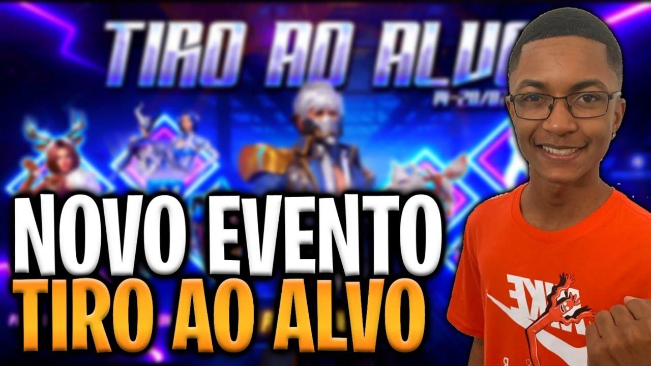 🔥 FREE FIRE - AO VIVO 🔥 EVENTO TIRO AO ALVO 9 🔥 PRECISO EM MIRA 🔥 #30K