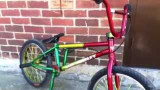 Bob Marley BMX