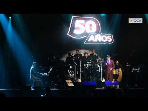 Richie Ray y Bobby Cruz en Panama (LIVE PERFORMANCE)