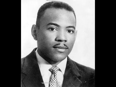 James Meredith speaking at UCLA 5/6/1966