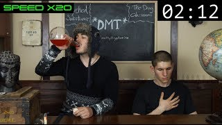 Testing DMT Live With Seth | Vital Educational Content (New Version) thumbnail