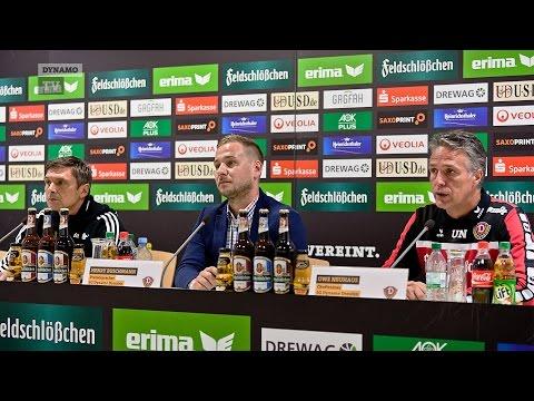 7. Spieltag | SGD - CFC | Pressekonferenz nach dem Spiel