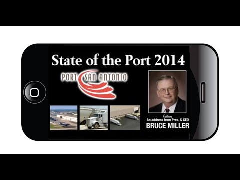 2014 State of the Port San Antonio