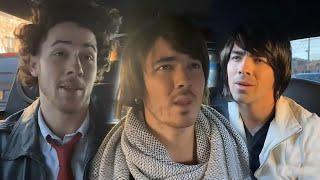 Watch the Jonas Brothers HILARIOUSLY Recreate 'Camp Rock' Scene