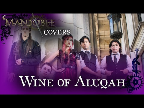 Mandoble - Wine of Aluqah (Therion cover)
