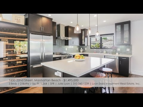 Manhattan Beach Real Estate  New Listings: Oct 67, 2018  MB Confidential