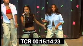 Aaliyah 1998 KMEL Summer Jam