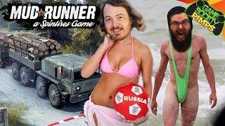 Mudrunners - Russian Beach Babes