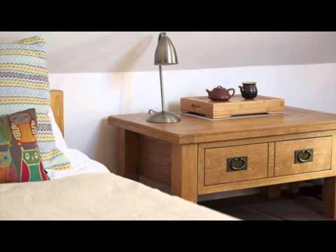 Lyon Petite Oak furniture