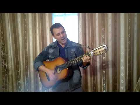 """В.Цой-""""Видели ночь...""""...(гитара,кавер...)..."""