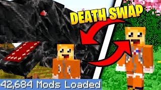 Largest Minecraft Modpack but every 5 minutes we swap