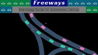 Freeways - (Traffic Engineer Game)