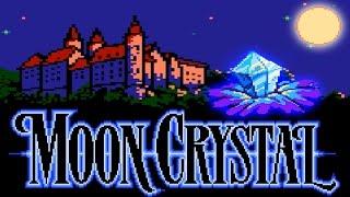 [NES] Moon Crystal - Закрученная Бродилка из 90-х!