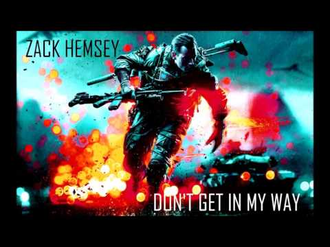 Zack Hemsey - Don't Get In My Way