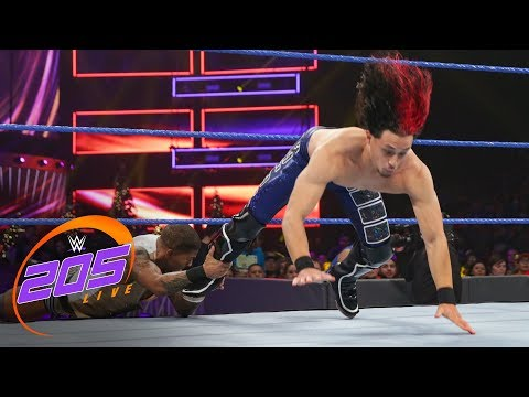 Lio Rush vs. Local competitor: WWE 205 Live, Dec. 19, 2018