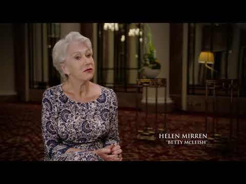 THE GOOD LIAR - Helen Mirren | Featurette