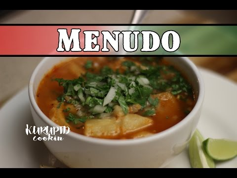 How to make Menudo