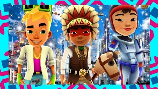 Subway Surfers Gorlden Pack: ( Wayne , Nick and Amy ) AFF CUP Special