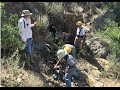 Video 10 - Using a Gold Bug Pro and exploring an unknown mine in the Bradshaw Mountains.