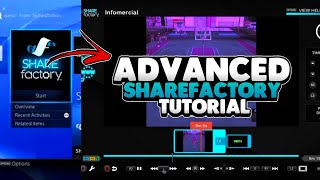 How To Make Beat Pumps On ShareFactory | Advanced Edit