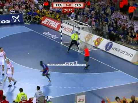 france croatia handball live