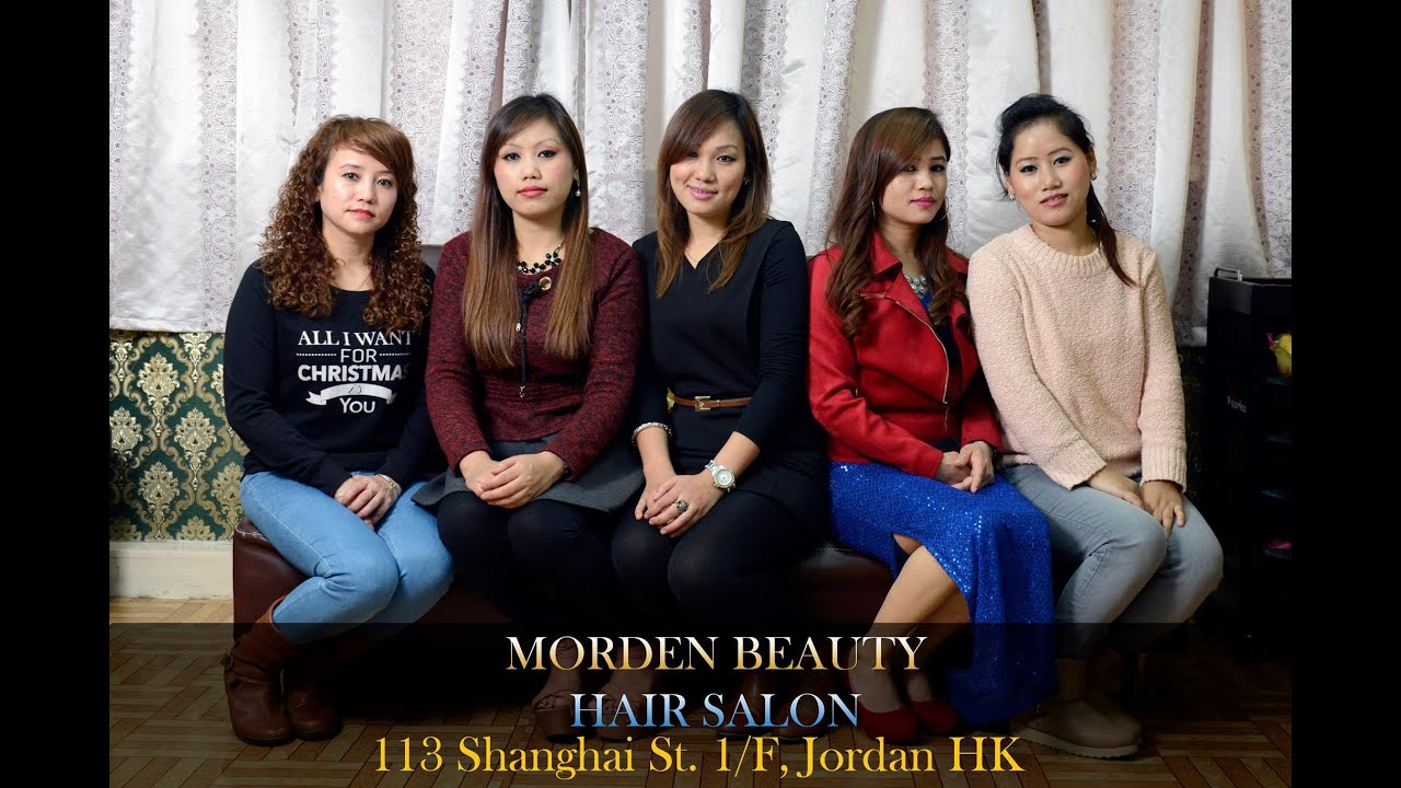 Modern beauty hair salon hk youtube for Hair salon hk