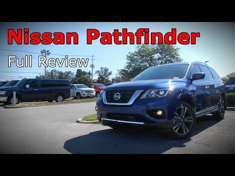 2017 Nissan Pathfinder: Full Review | S, SV, SL & Platinum