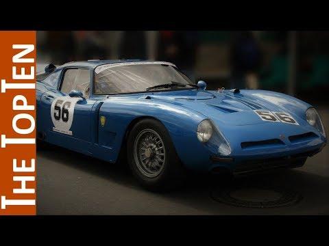 The Top Ten Defunct Italian Car Brands