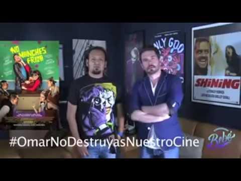 Ver Kristoff Raczynski critica a No manches Frida #OmarNoDestruyasNuestroCine en Español