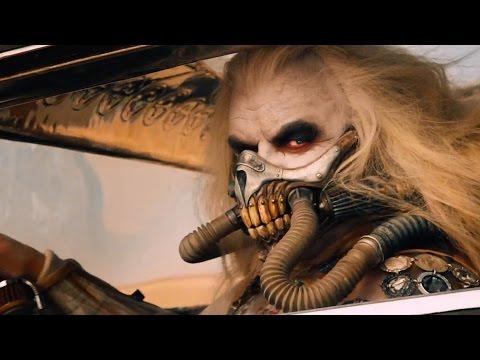 Mad Max: Fury Road  Creating Immortan Joe